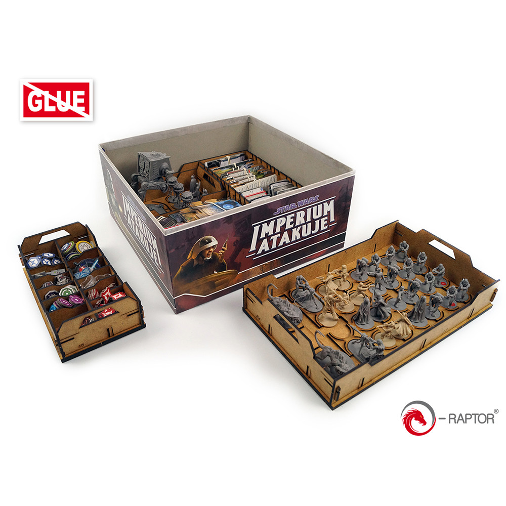 Organizator e-Raptor Box Insert Star Wars: Imperial Assault