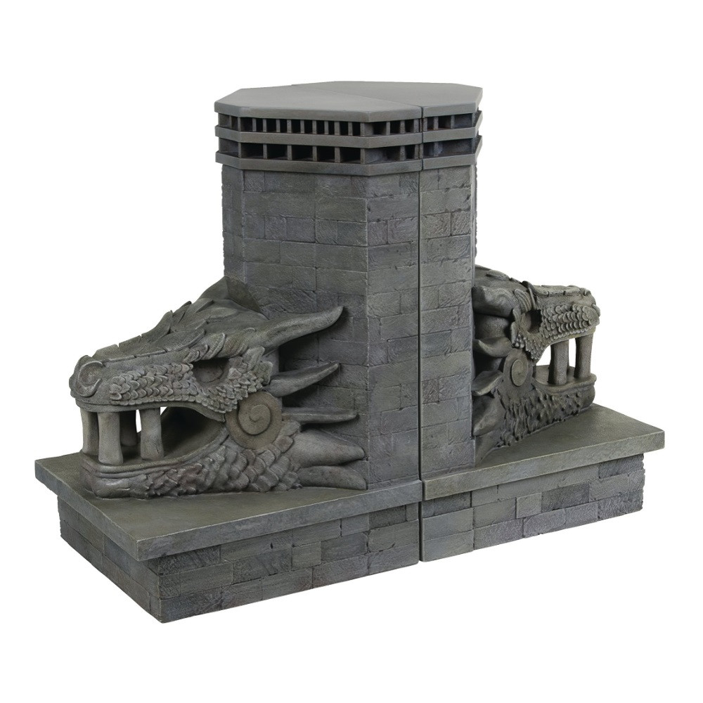 Suport Carti Game of Thrones Dragonstone Gate Dragon 20 cm imagine