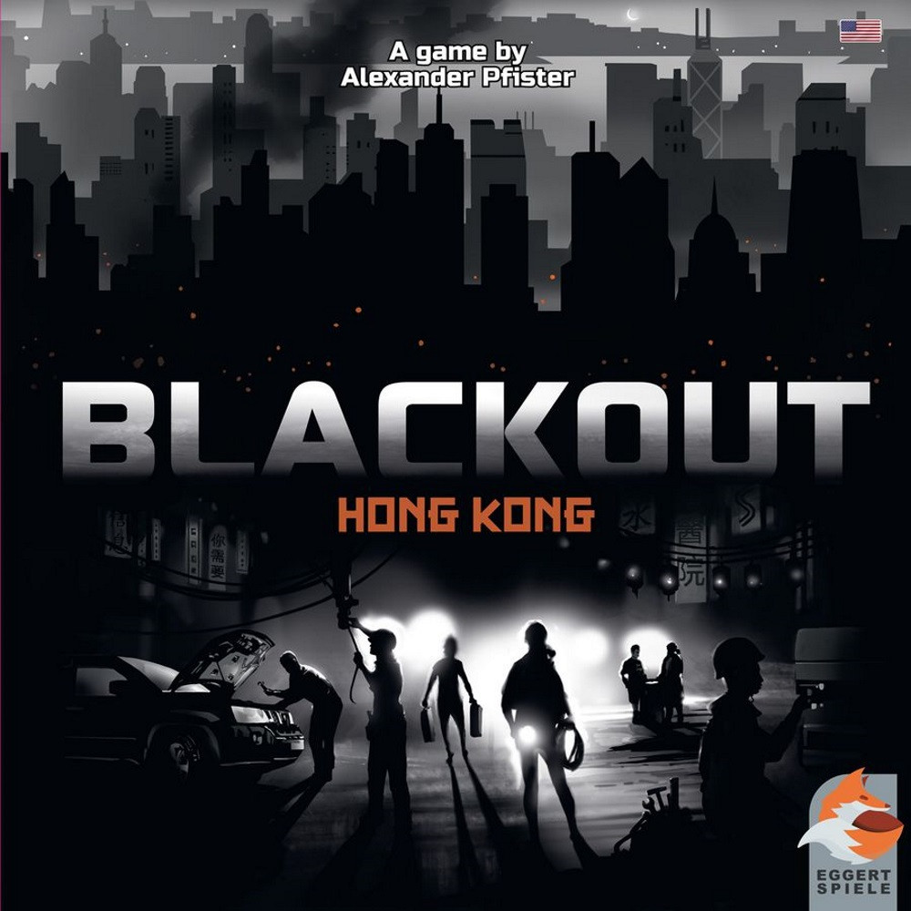 Joc Blackout: Hong Kong
