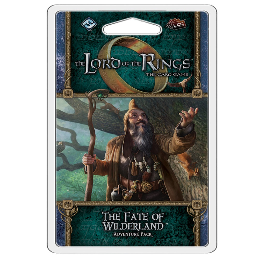 Expansiune The Lord of the Rings: The Card Game The Fate of Wilderland