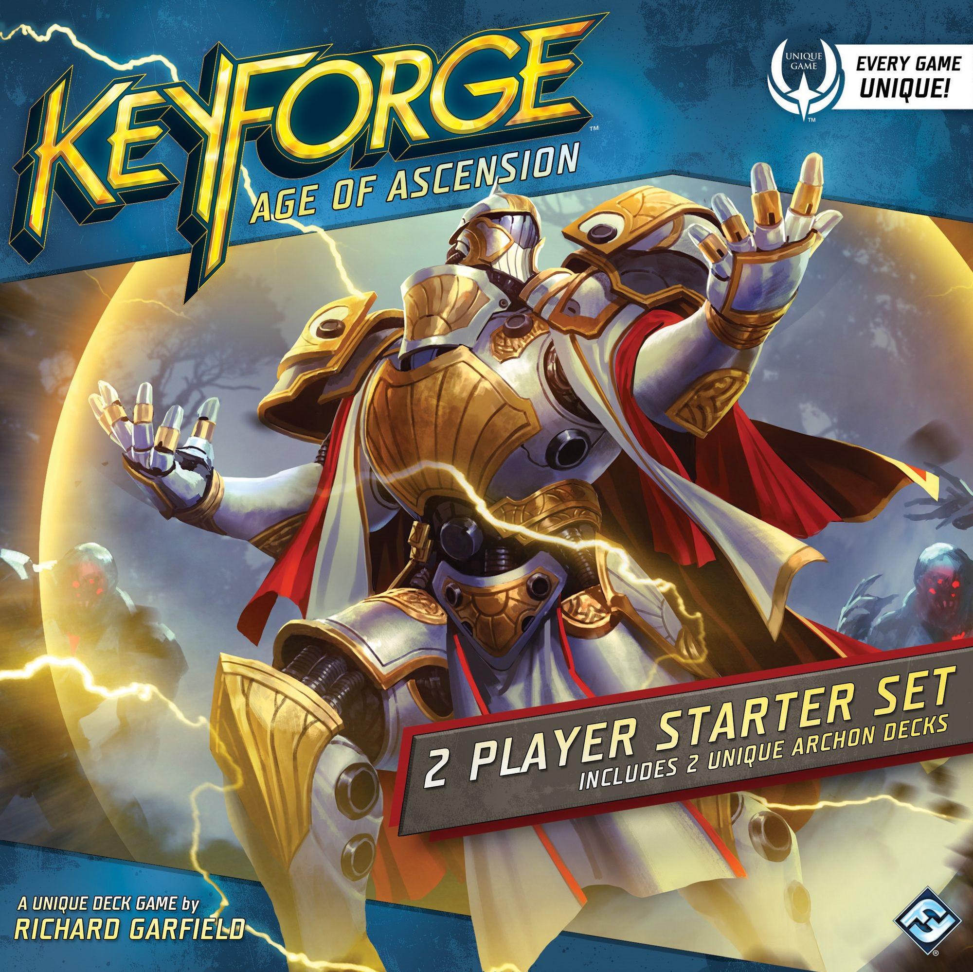 Joc KeyForge Age of Ascension Starter Set