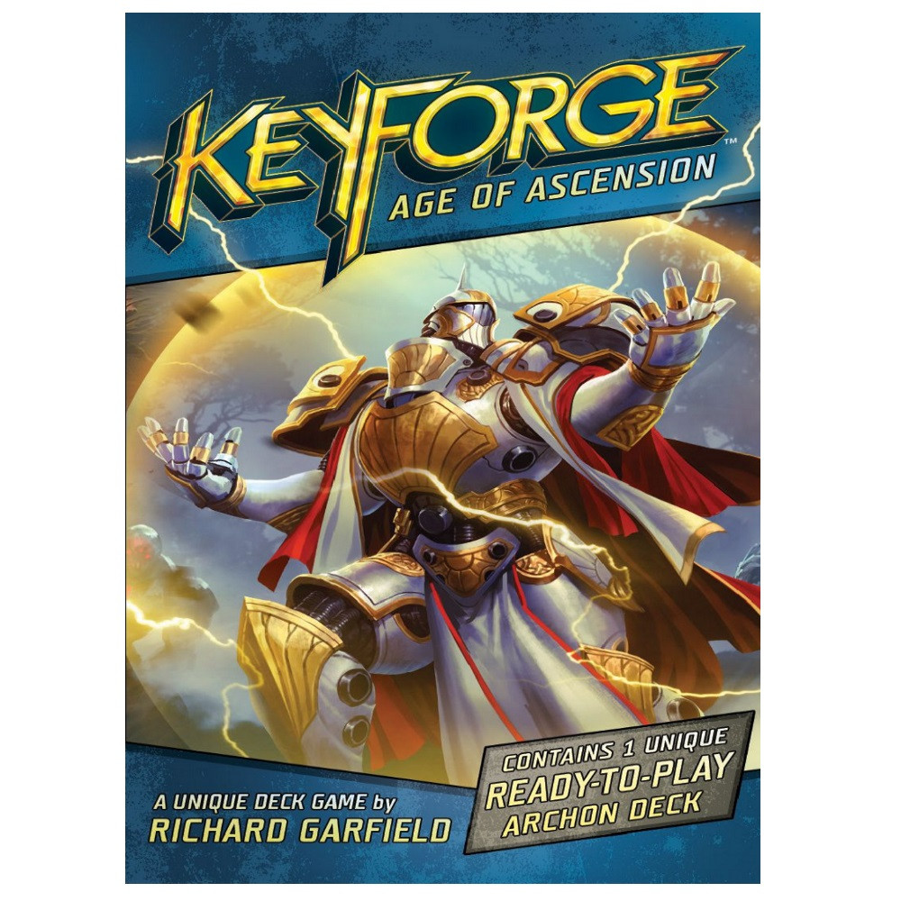Expansiune KeyForge Age of Ascension Deck