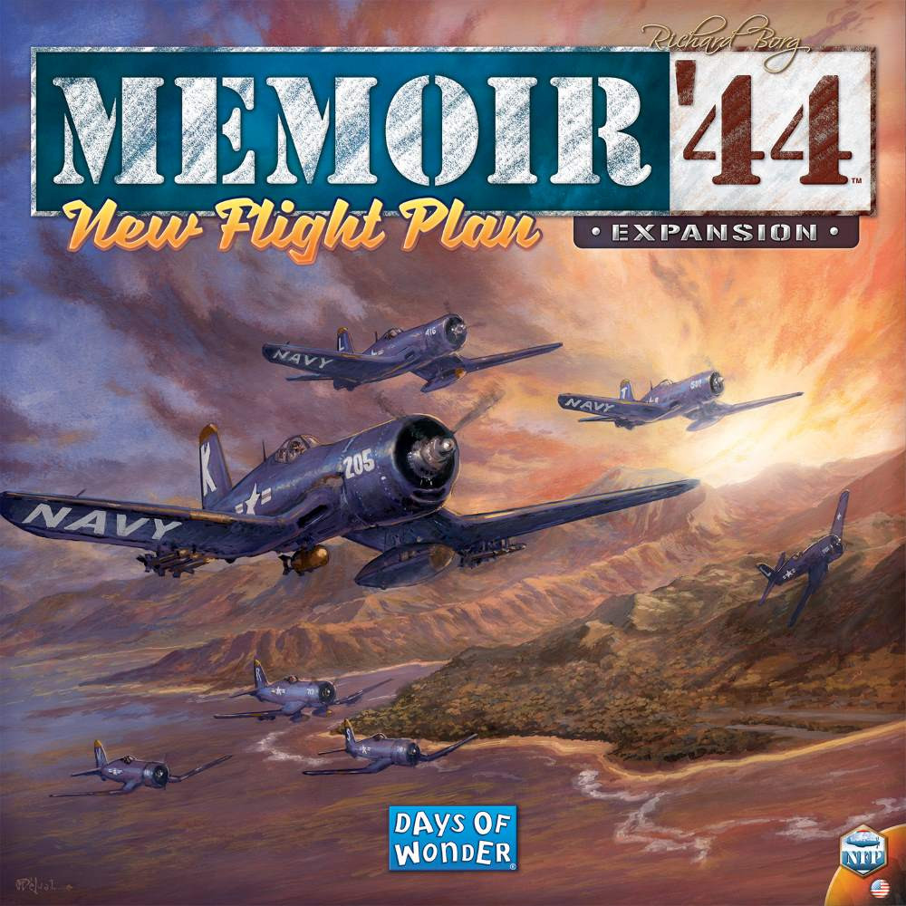 Expansiune Memoir 44 New Flight Plan