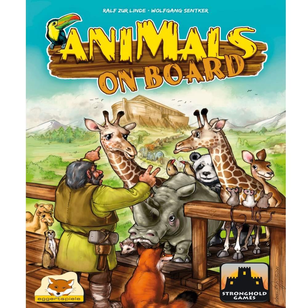 Joc Animals on Board