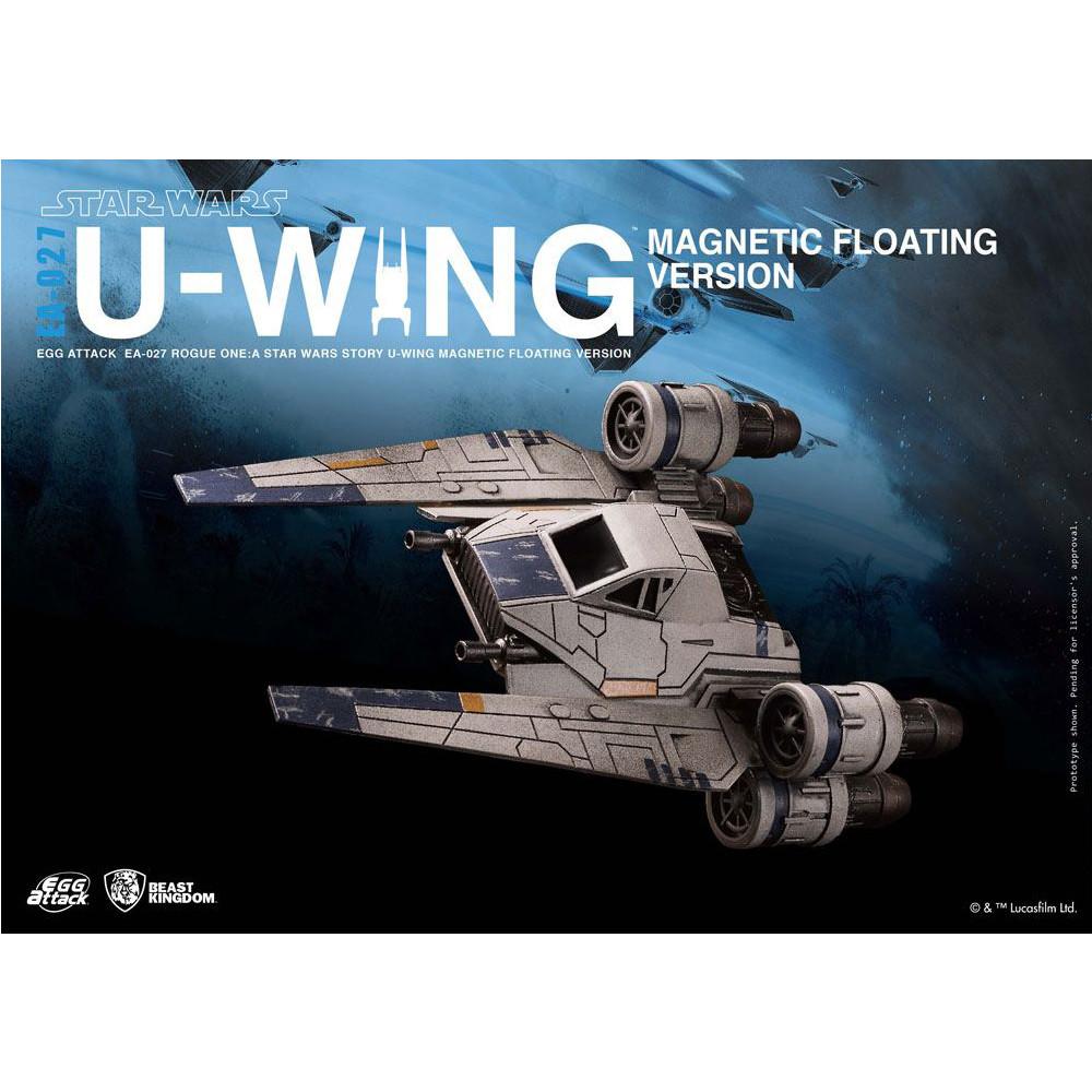 Figurina Star Wars Rogue One U-Wing Versiune Electromagnetica Plutitoare