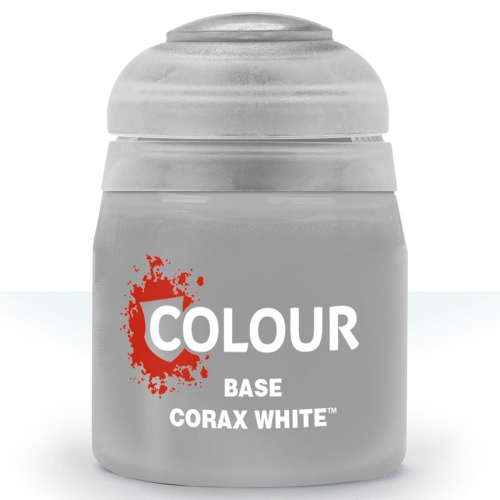 Warhammer: Base Paint - Corax White
