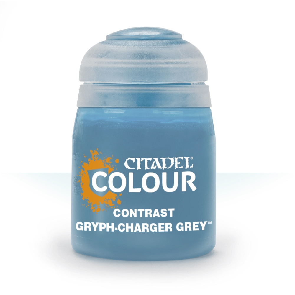 Warhammer: Contrast Paint - Gryph-Charger Grey