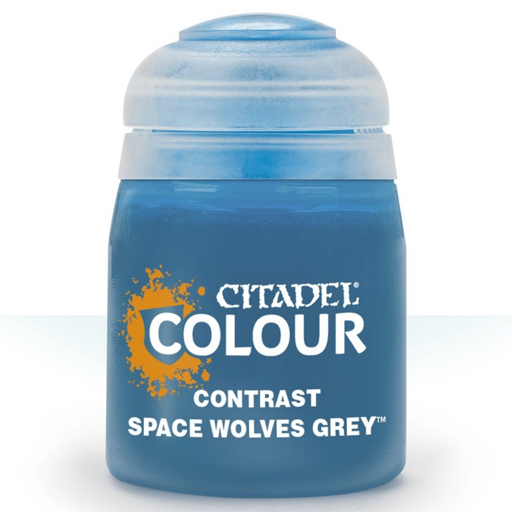 Warhammer: Contrast Paint - Space Wolves Grey