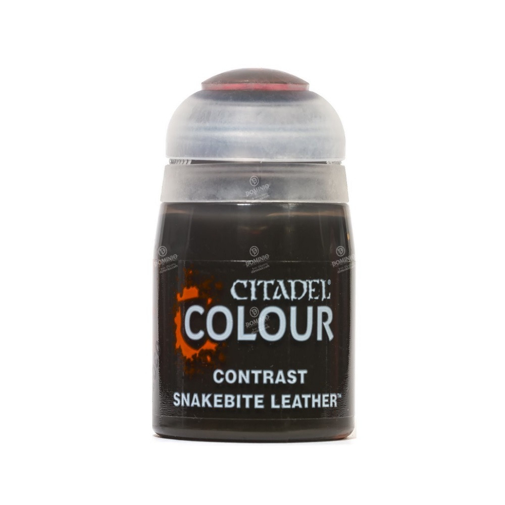 Warhammer: Contrast Paint - Snakebite Leather