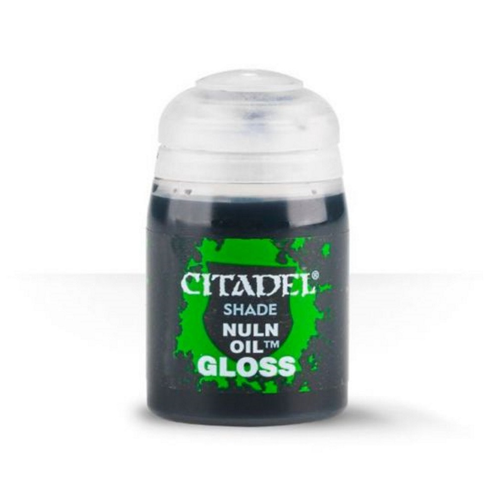 Warhammer: Shade Paint - Nuln Oil Gloss