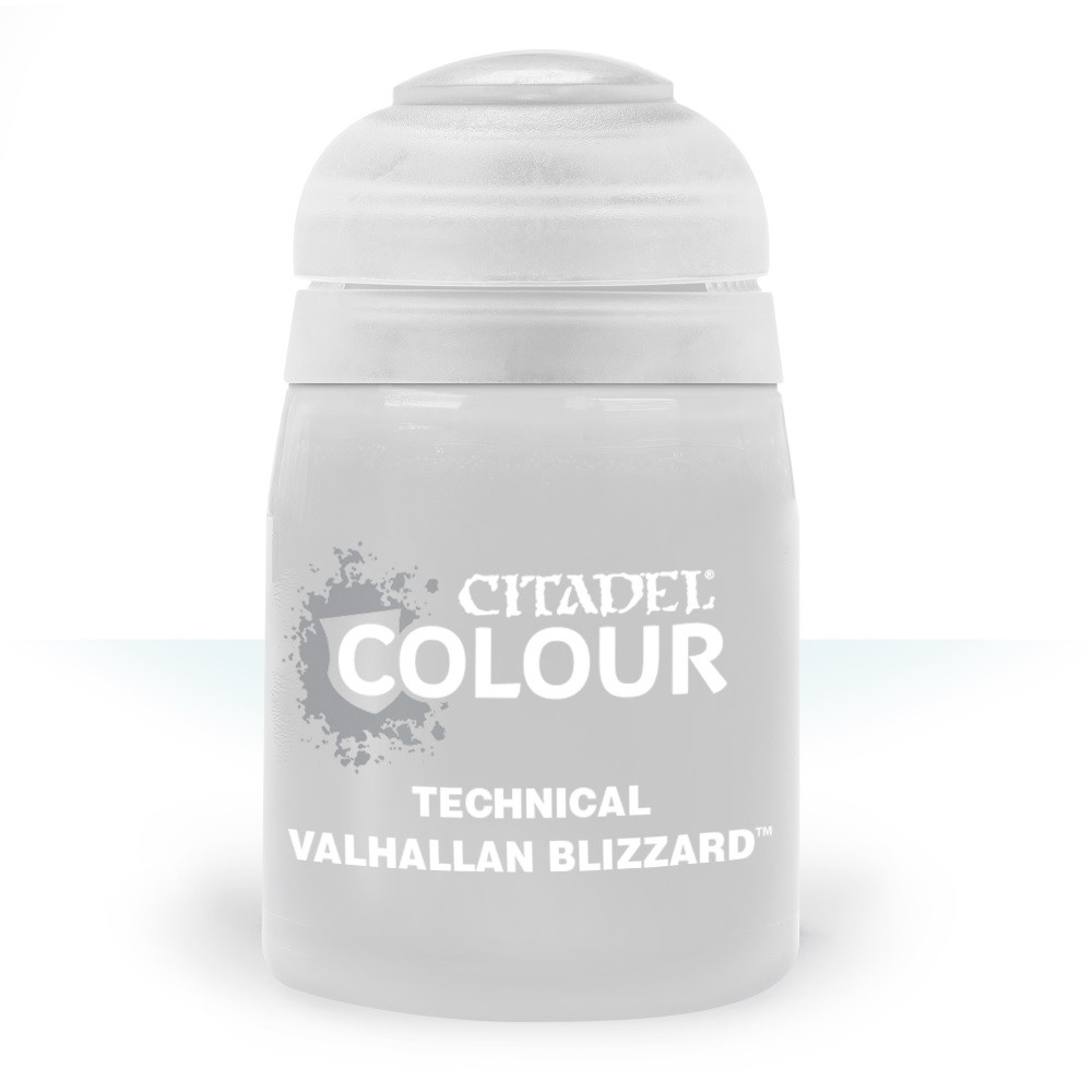 Warhammer: Technical Paint - Valhallan Blizzard