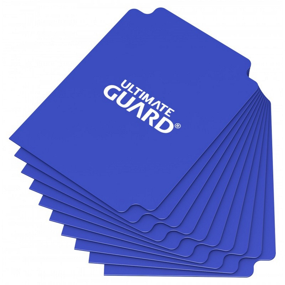 Ultimate Guard Card Dividers Standard Size (10) Galben