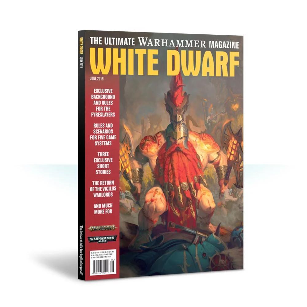 White Dwarf Iunie 2019