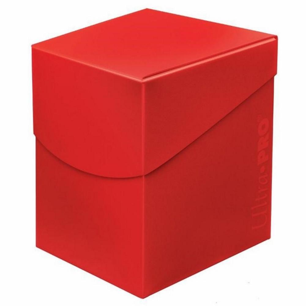 Ultra PRO: Eclipse Deck Box (100) Jet Black imagine