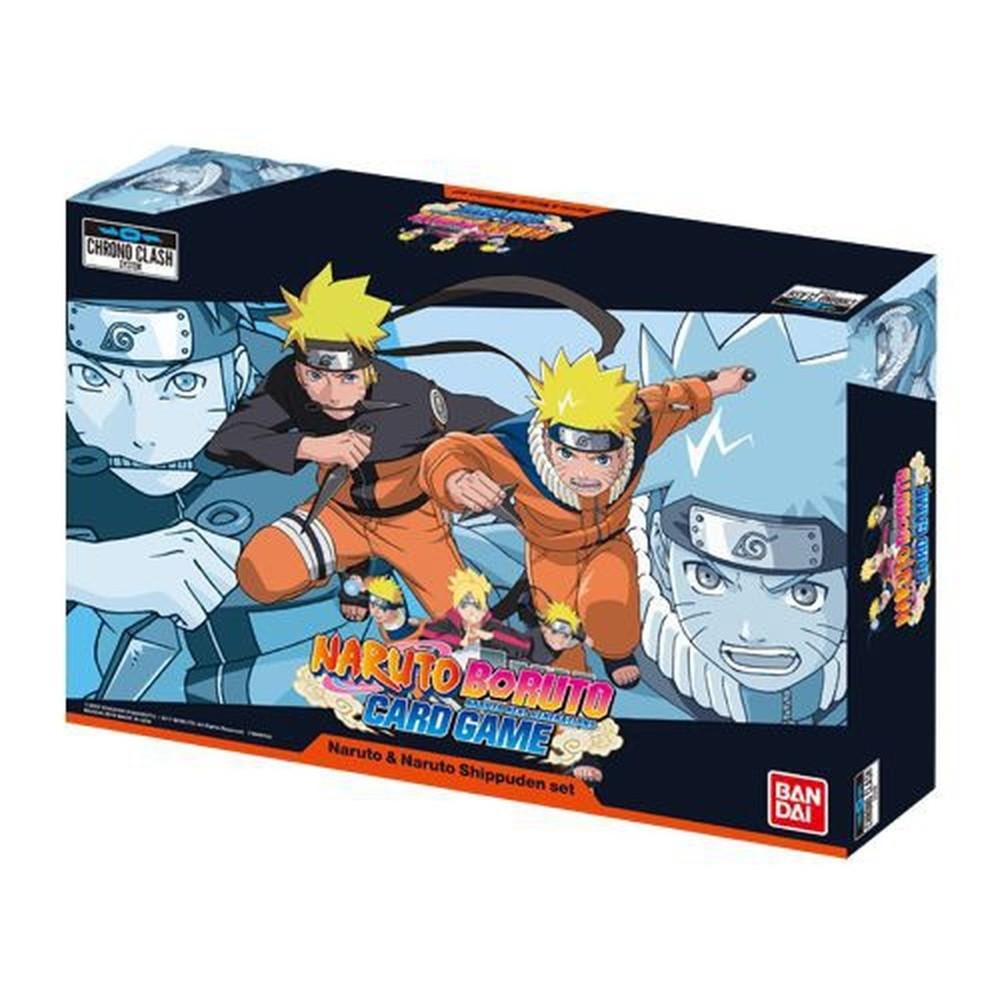 Joc Naruto CG Naruto & Naruto Shippuden Set