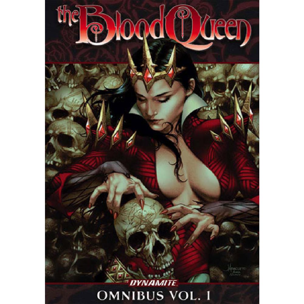 Blood Queen Omnibus TP