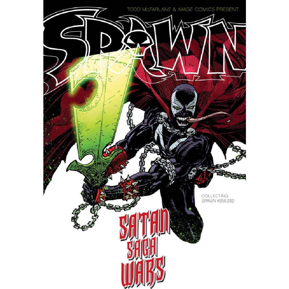 Spawn The Satan Wars TP