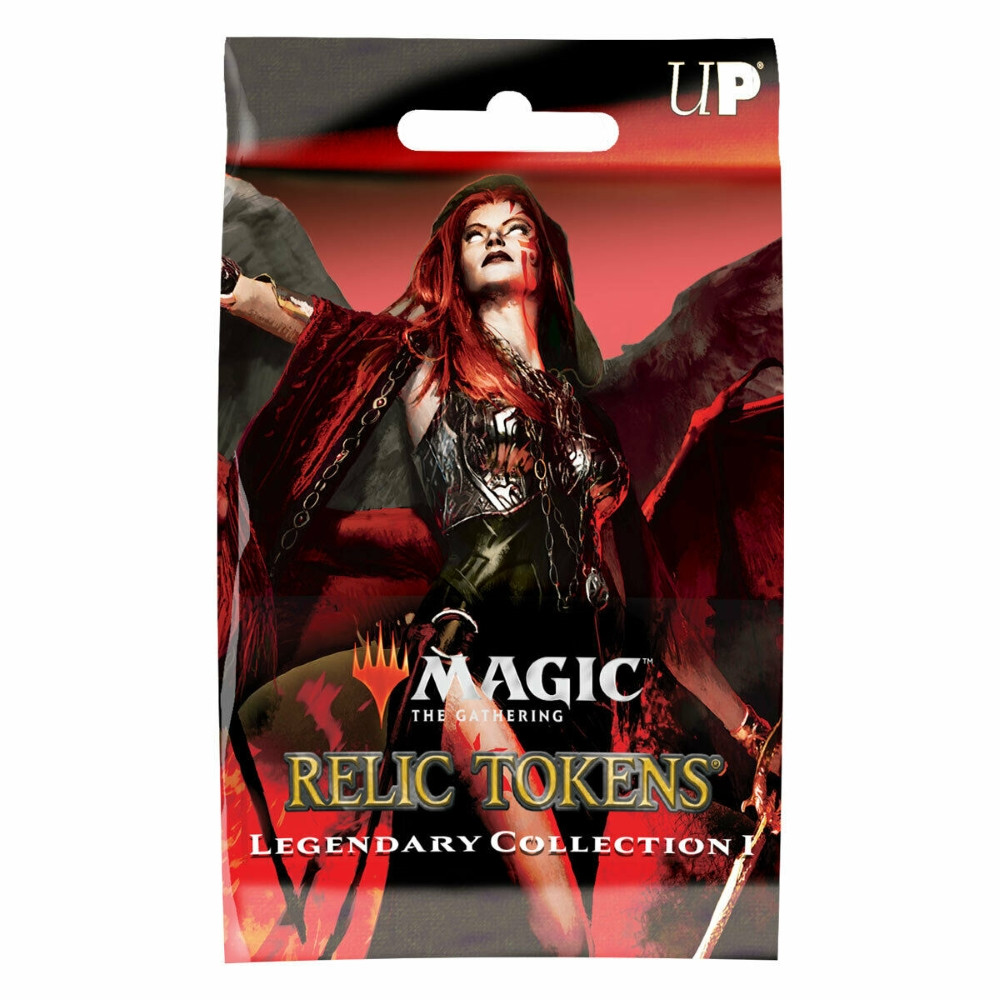 Accesorii Ultra Pro: MTG Relic Tokens Legendary imagine