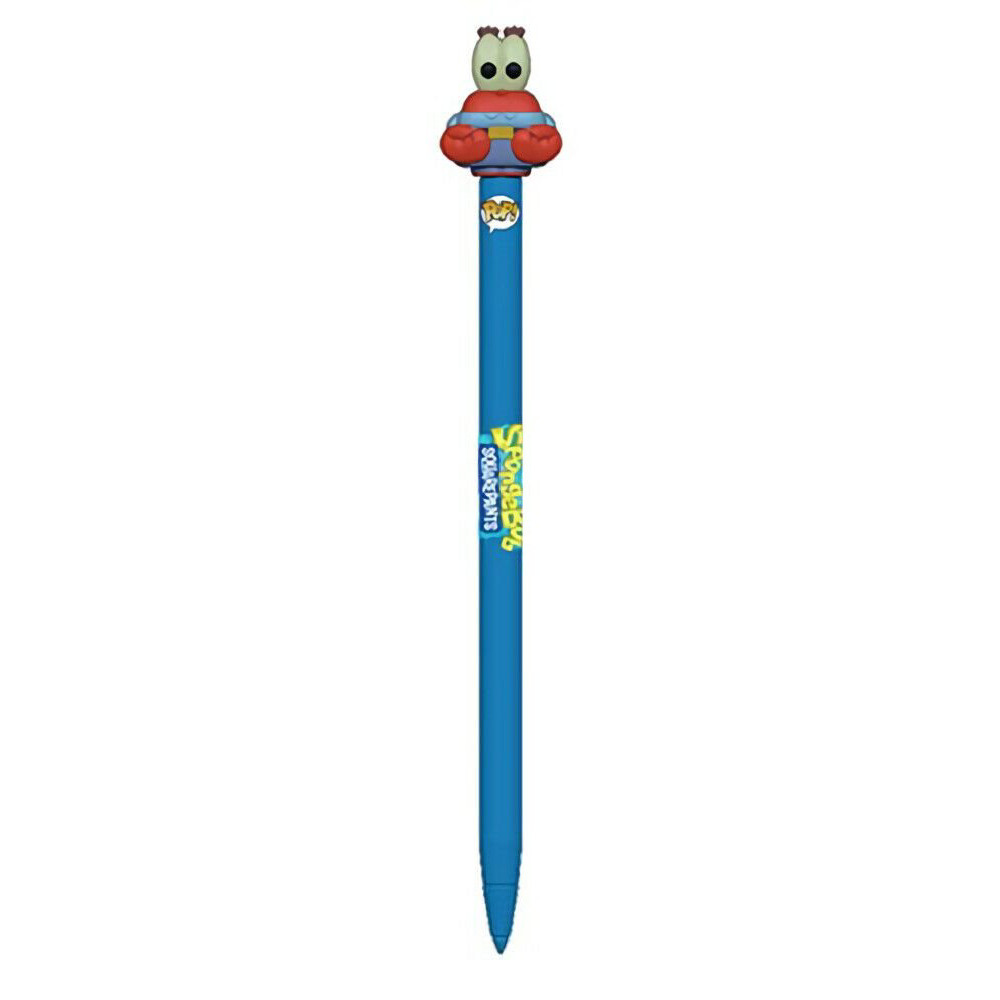 Pix Pen Topper Funko Pop! SpongeBob Squarepants Mr. Krabs imagine