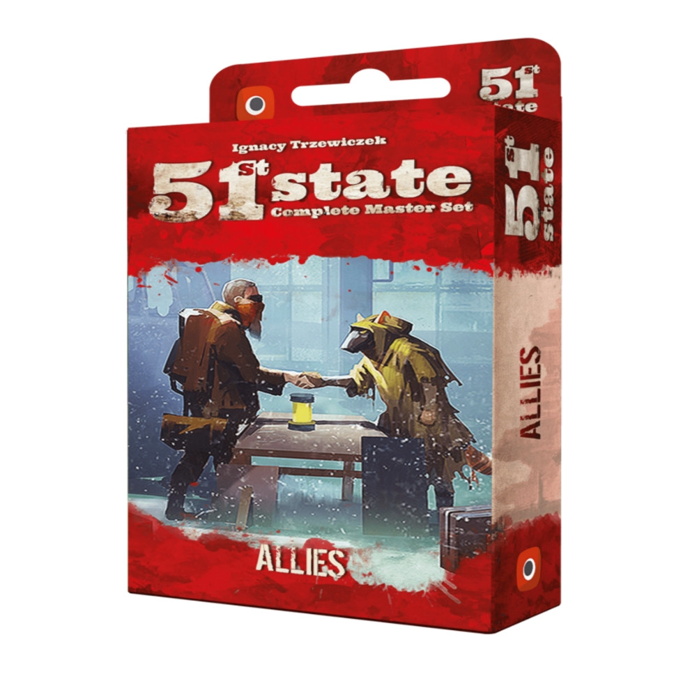 Expansiune 51st State: Allies