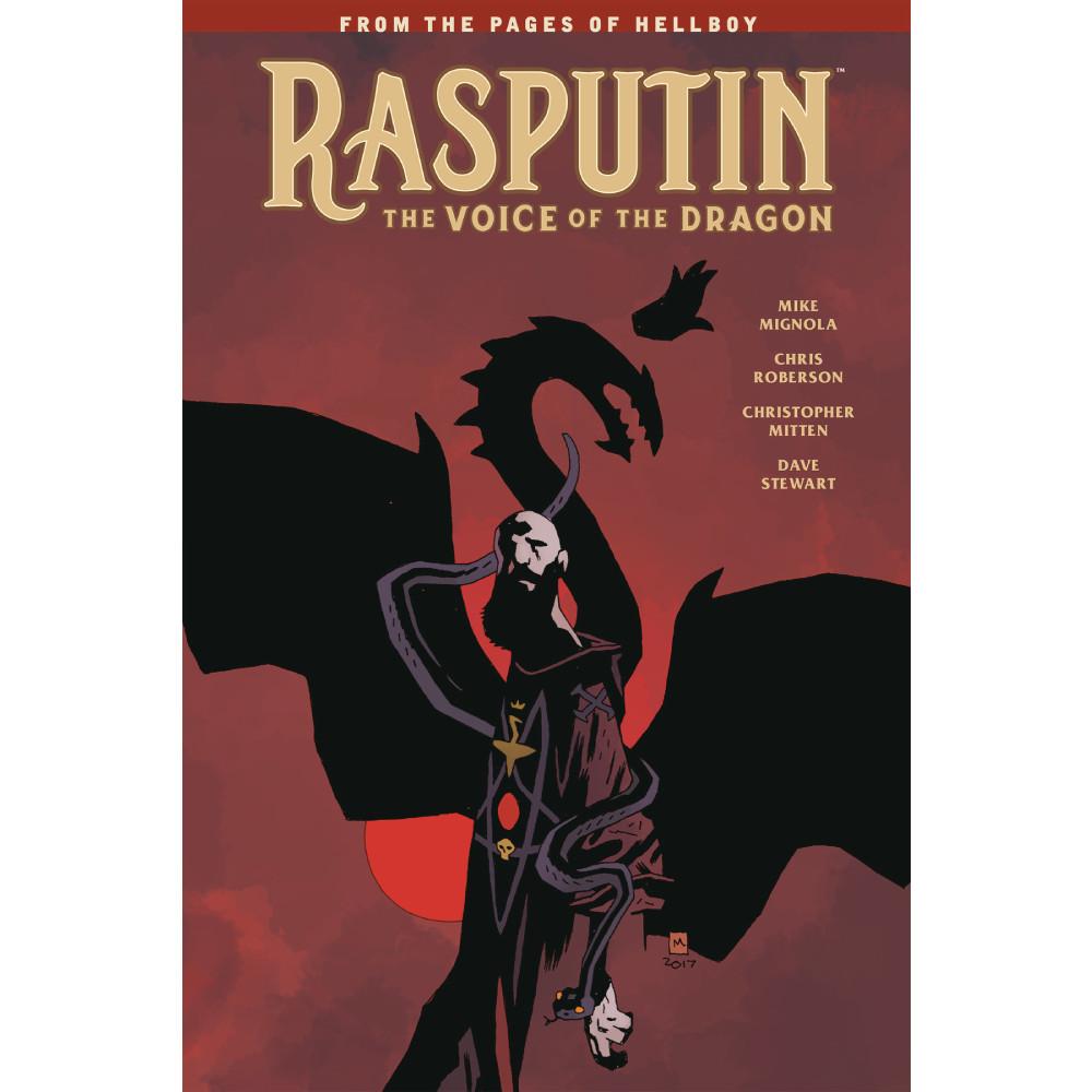Rasputin Voice of Dragon TP