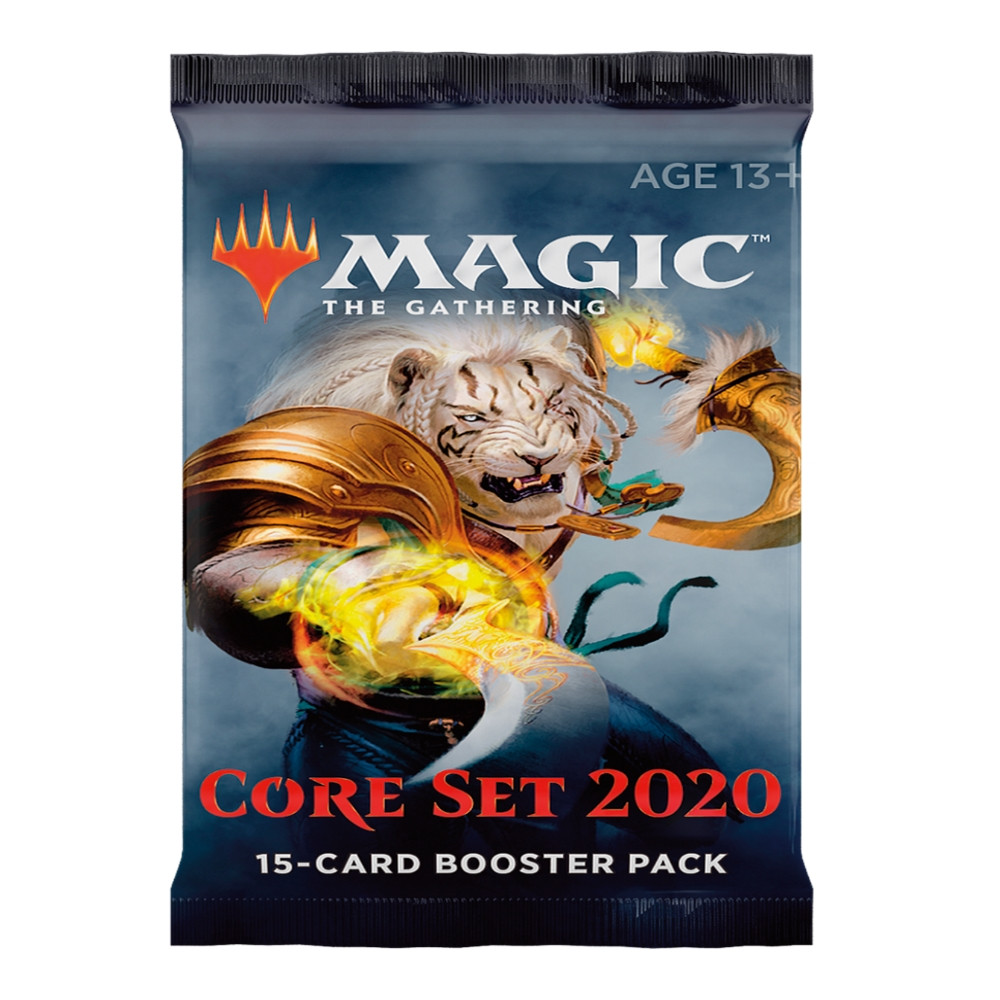 Pachet Magic: the Gathering - Core Set 2020 Booster Pack