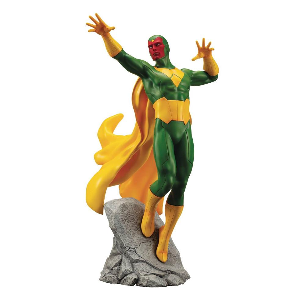 Figurina Marvel Comics Avengers Series Vision Artfx+