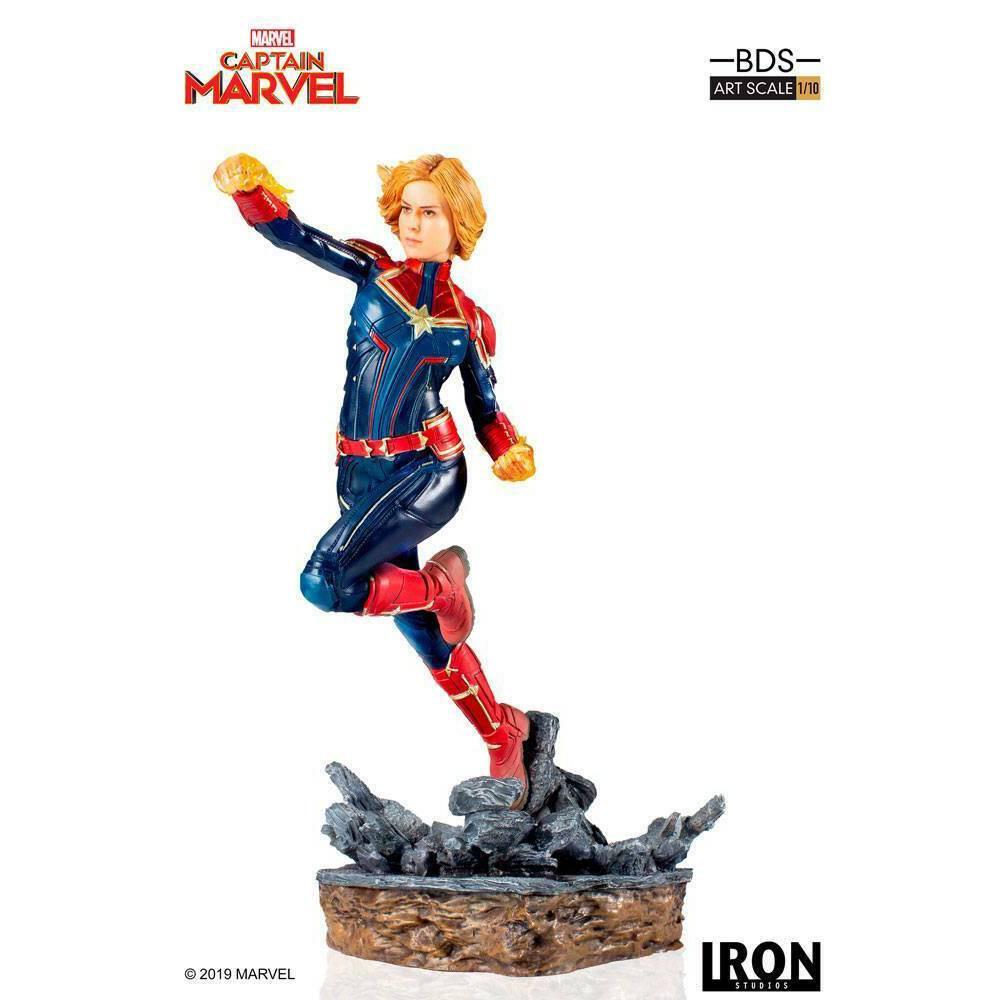 Figurina Marvel Comics Captain Marvel 20 cm