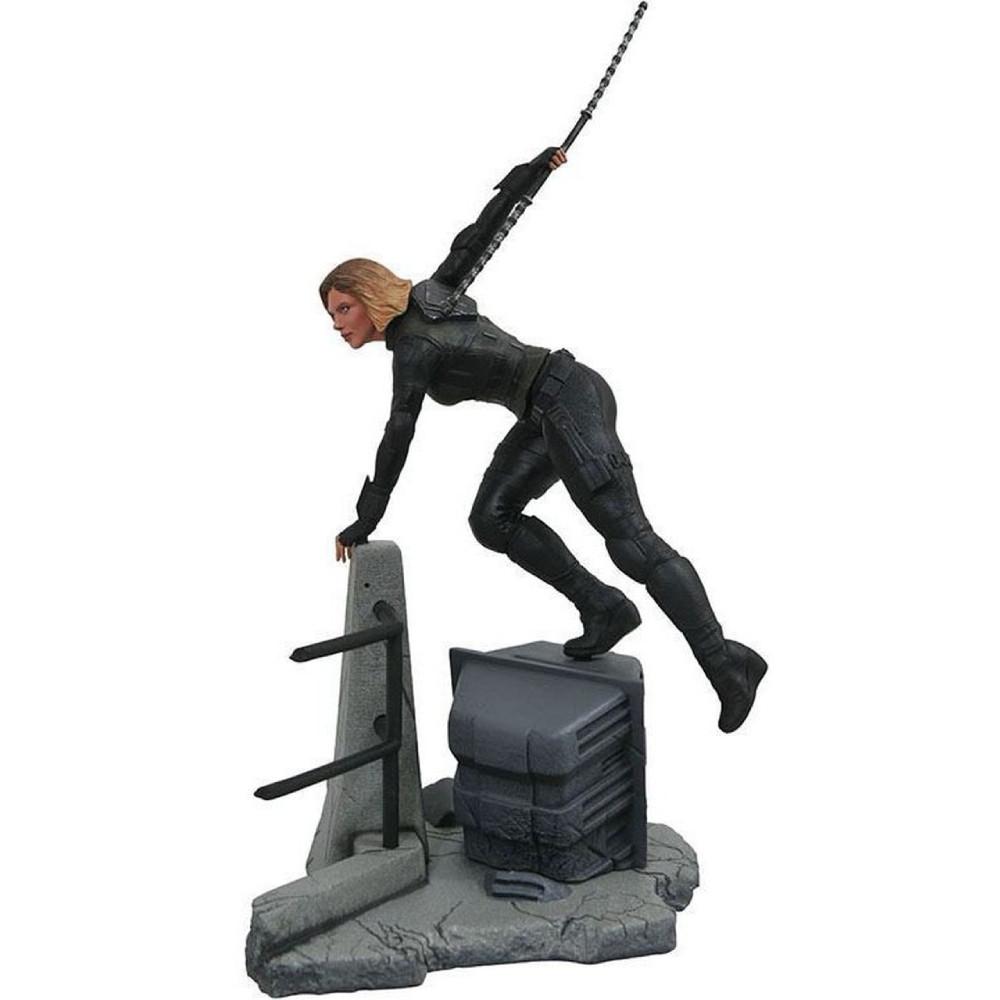 Figurina Marvel Gallery Avengers 3 Black Widow