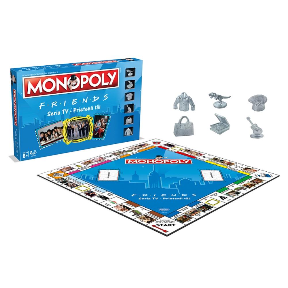 Joc Monopoly Friends