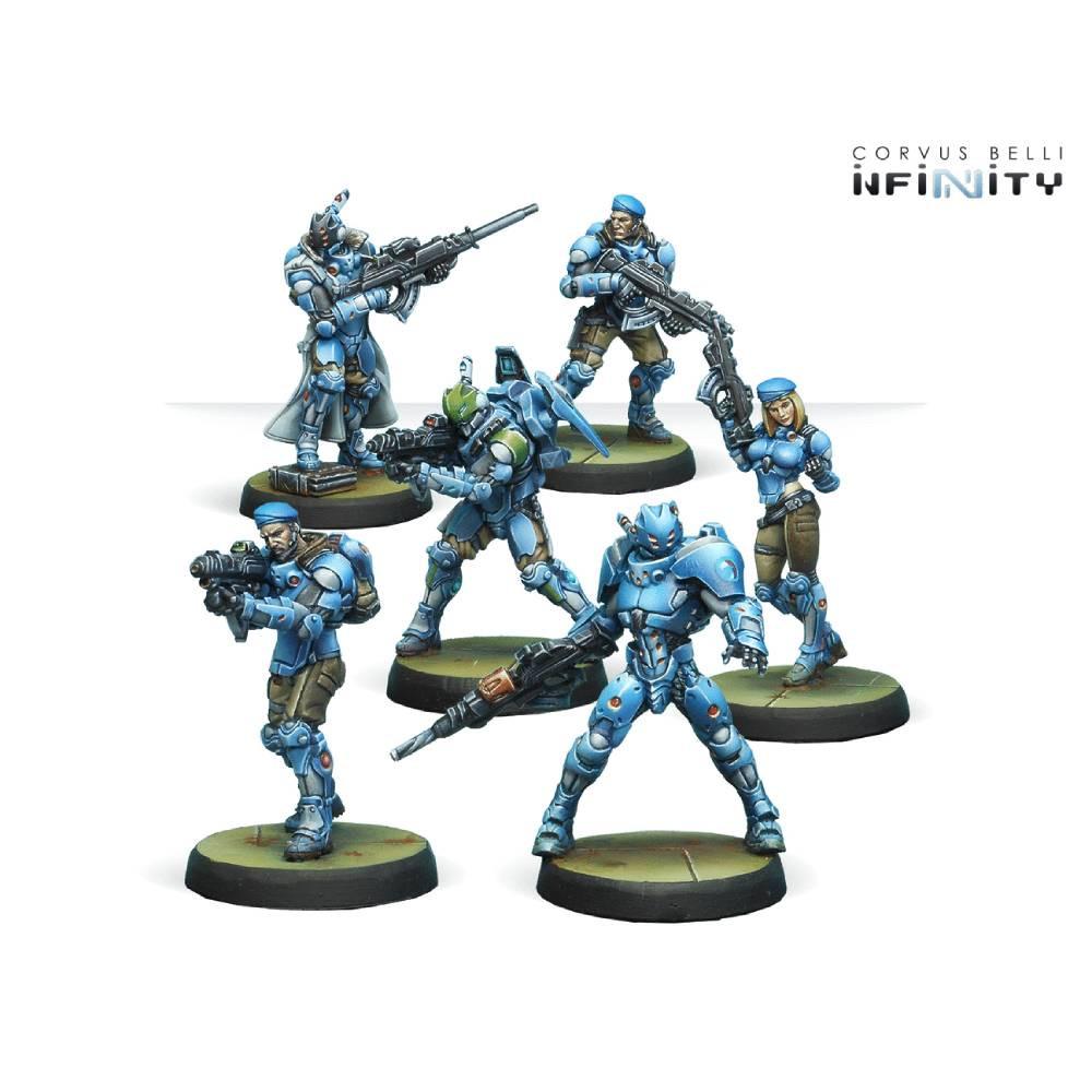 Joc miniaturi Infinity PanOceania Starter Pack