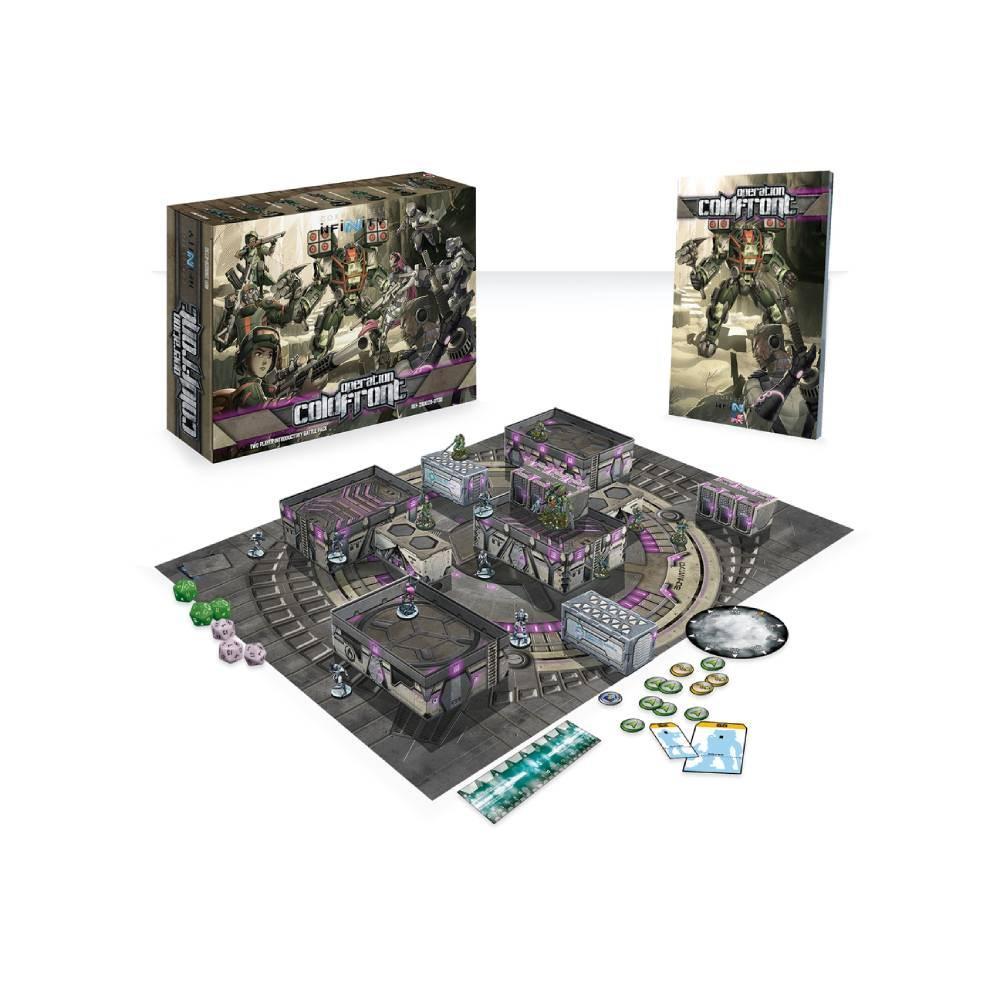Joc miniaturi Infinity Operation: Coldfront Battle Pack 2 Figurine Bonus
