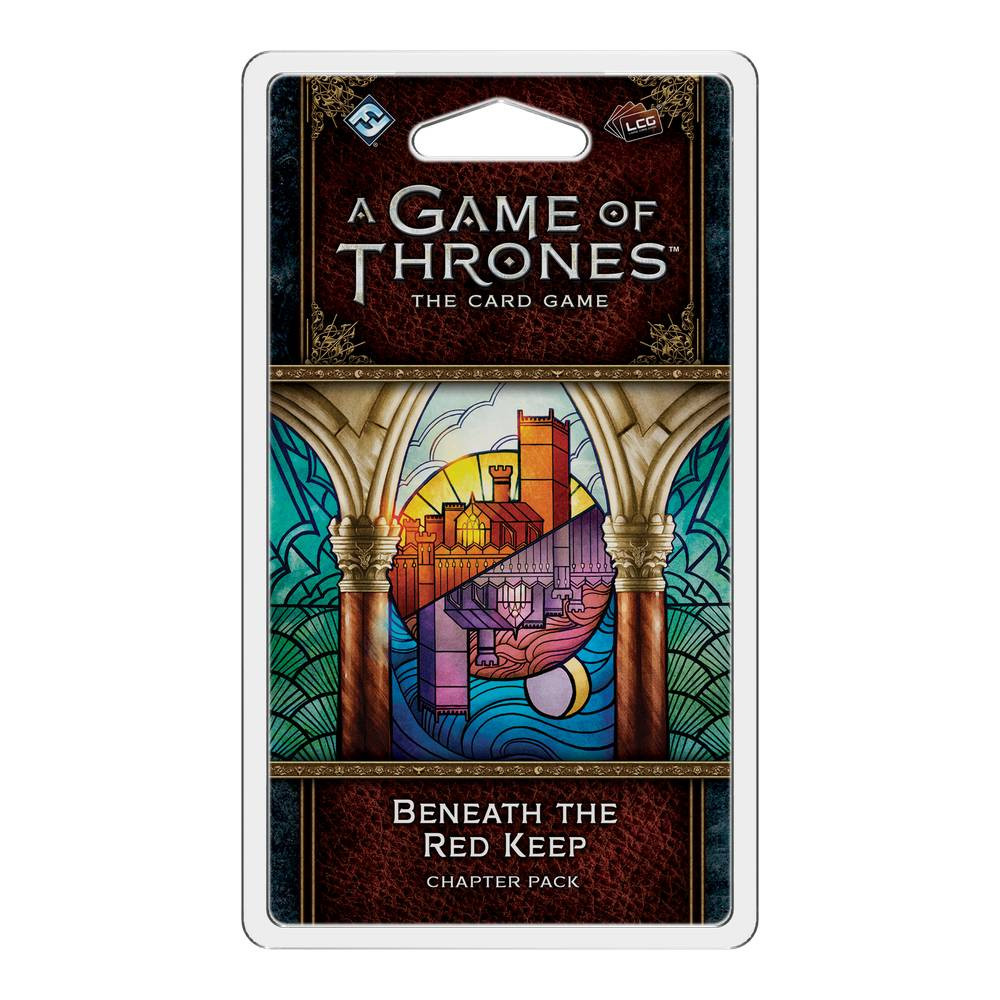 Expansiune A Game of Thrones: The Card Game (editia a doua) - Beneath the Red Keep