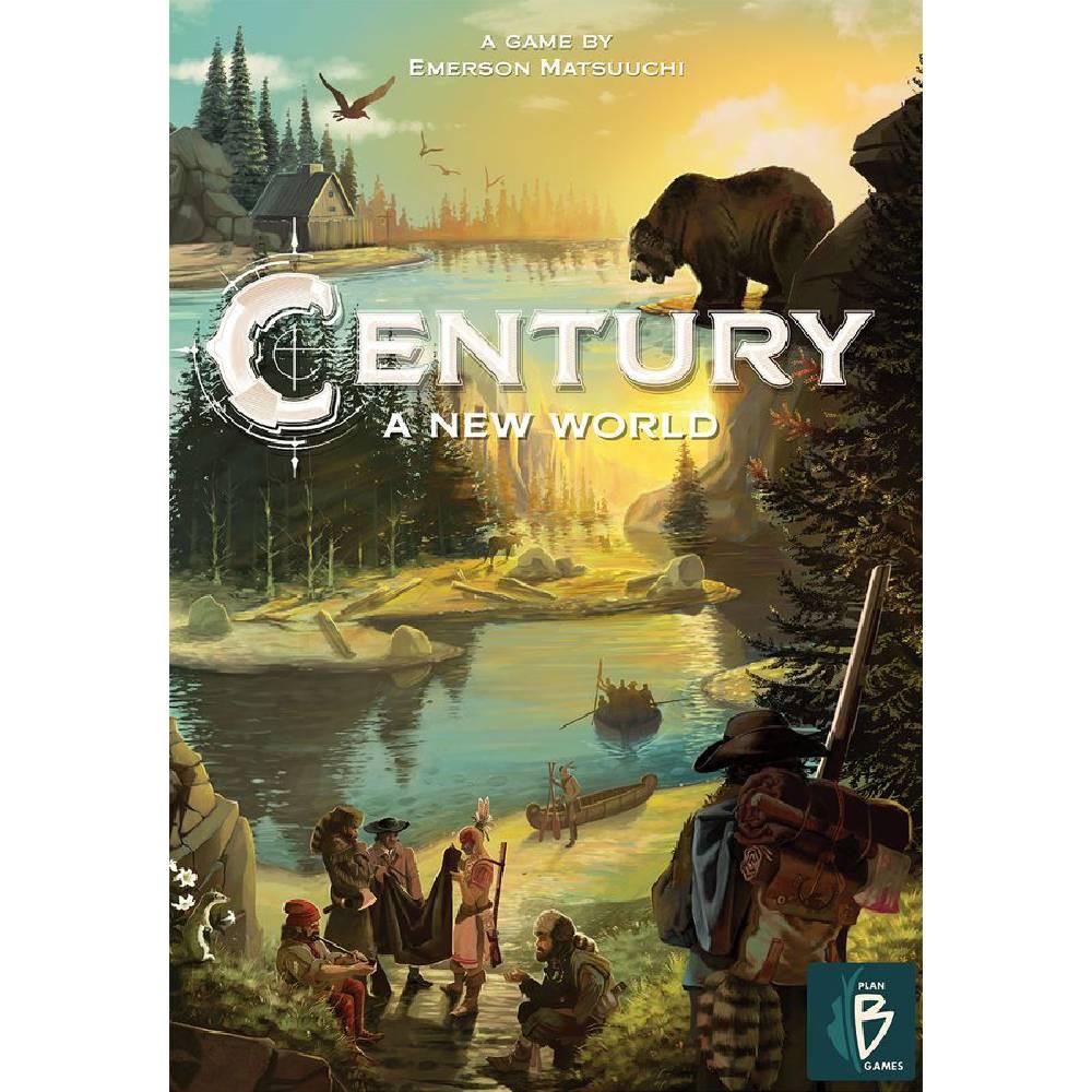 Joc Century - A New World