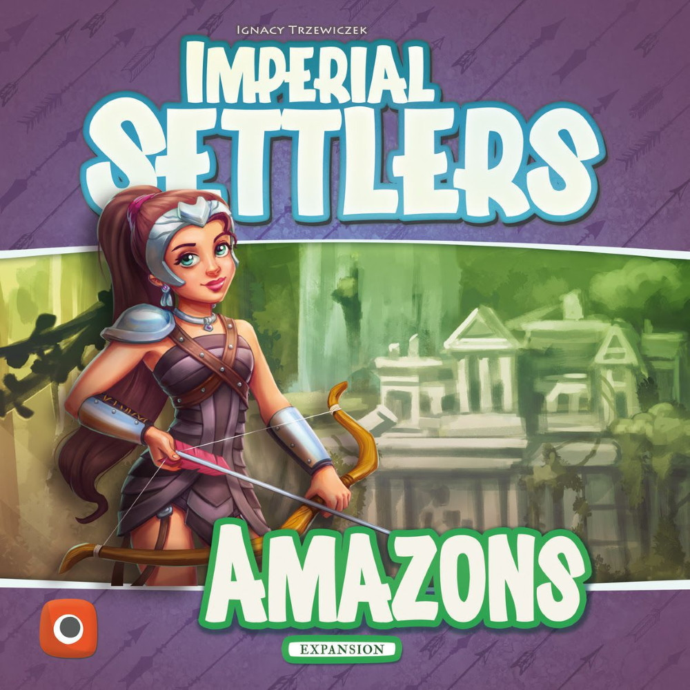 Expansiune Imperial Settlers: Amazons