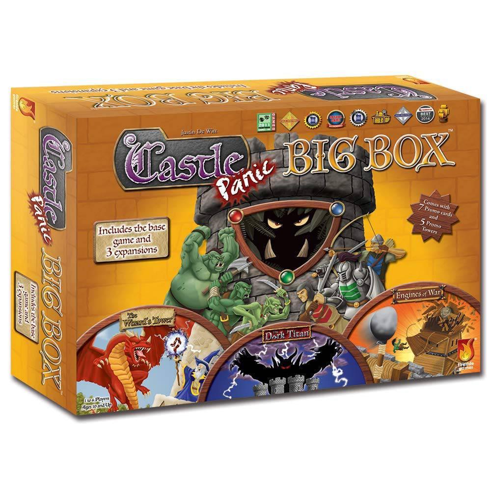 Joc Castle Panic Big Box