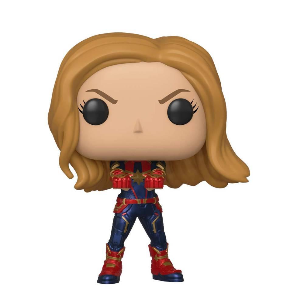 Figurina Funko Pop Endgame Captain Marvel imagine
