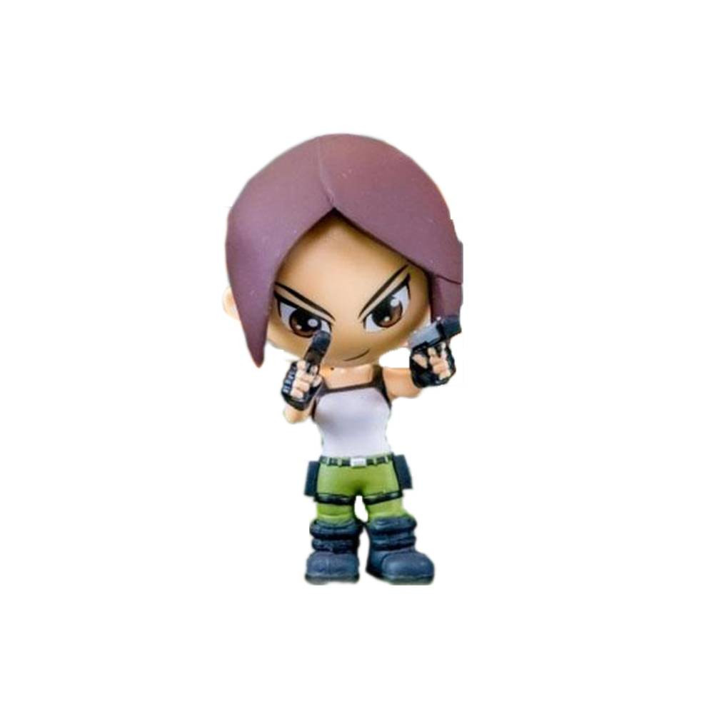 Figurina Tomb Raider Lara Croft Lootcrate Exclusiv 8 cm