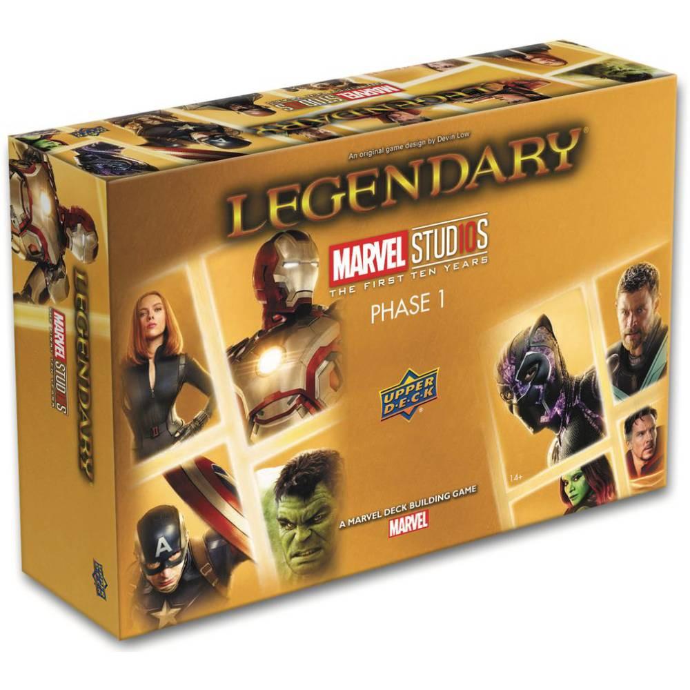 Expansiune Legendary: Marvel Studios Deck Building Card Game Aniversarea de 10 ani