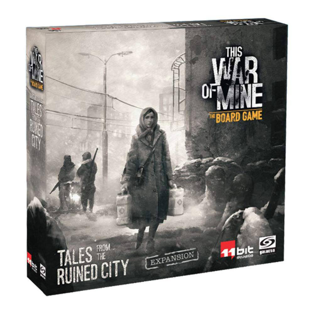 Expansiune This War of Mine - Wartime Diaries Tales from a Ruined City