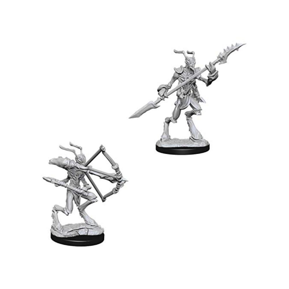 D&D Nolzur's Marvelous Unpainted Miniatures: Thri-Kreen