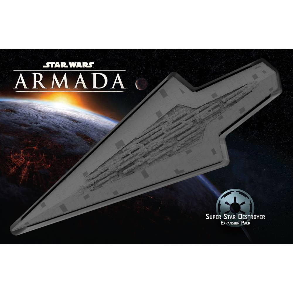 Expansiune Star Wars Armada Super Star Destroyer