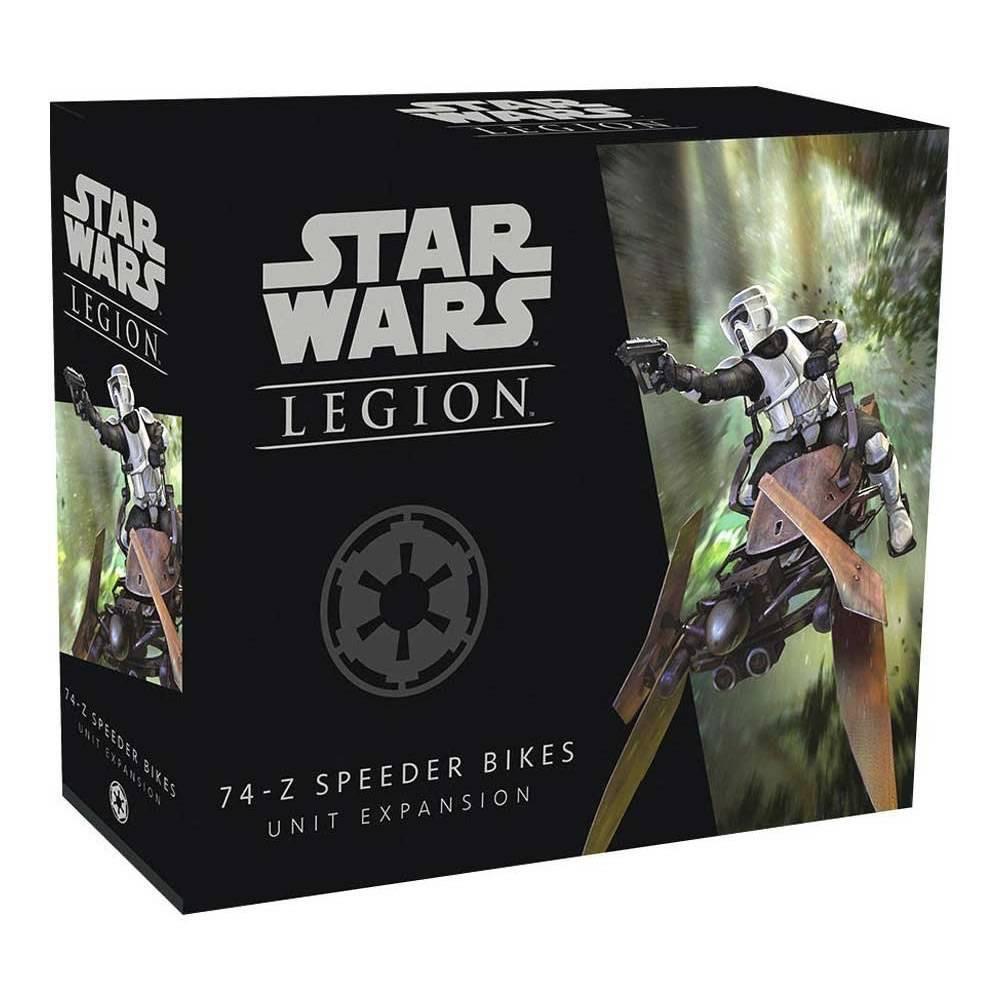 Expansiune Star Wars: Legion - 74-Z Speeder Bikes Unit