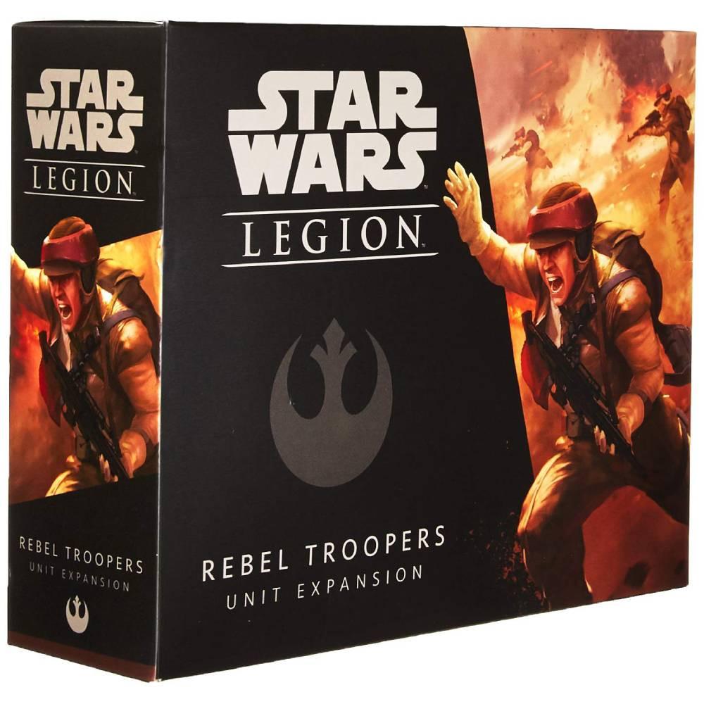 Expansiune Star Wars: Legion - Rebel Troopers Unit