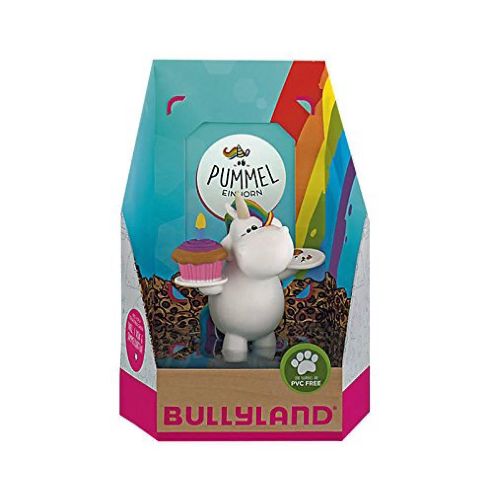Figurina Chubby Unicorn Aniversare 6 cm