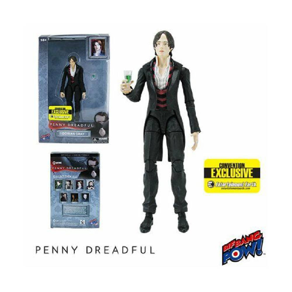 Figurina Penny Dreadful Dorian Gray 2015 SDCC Exclusiv 15 cm