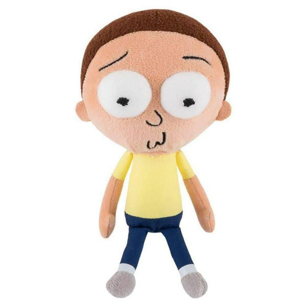 Figurina plus Rick & Morty Galactic Plushies Morty 41 cm