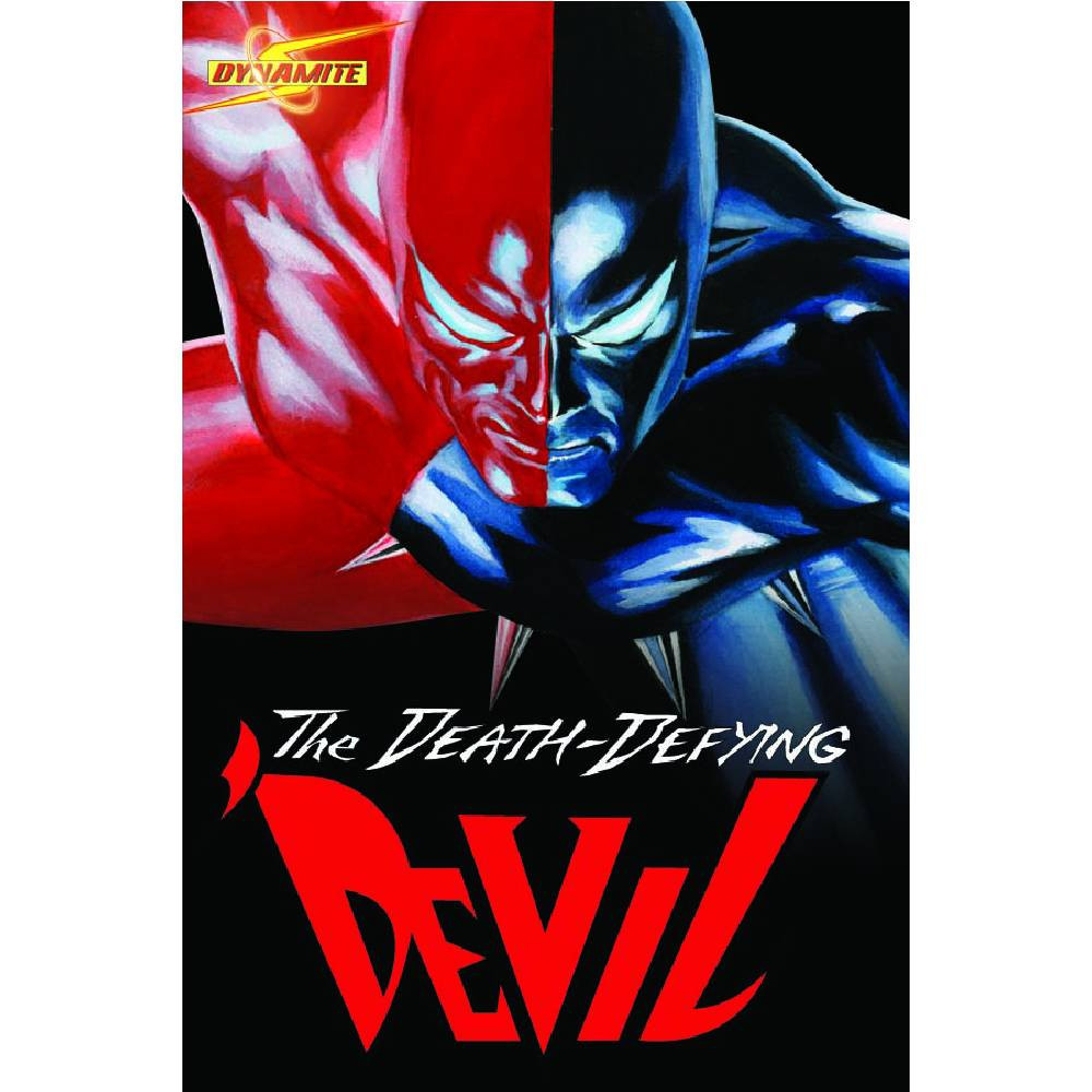 Project Superpowers Death Defying Devil TP Vol 01