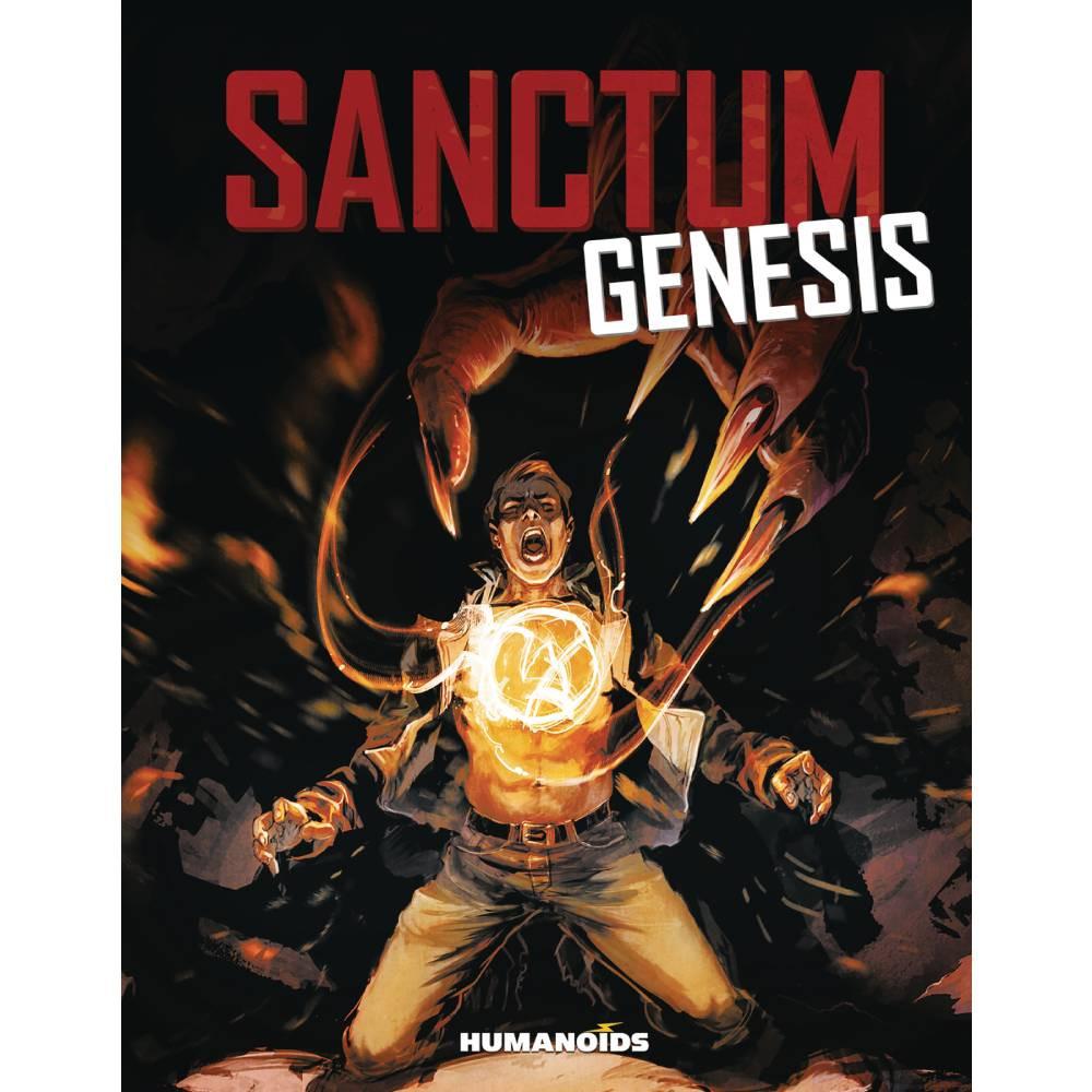 Sanctum Genesis HC