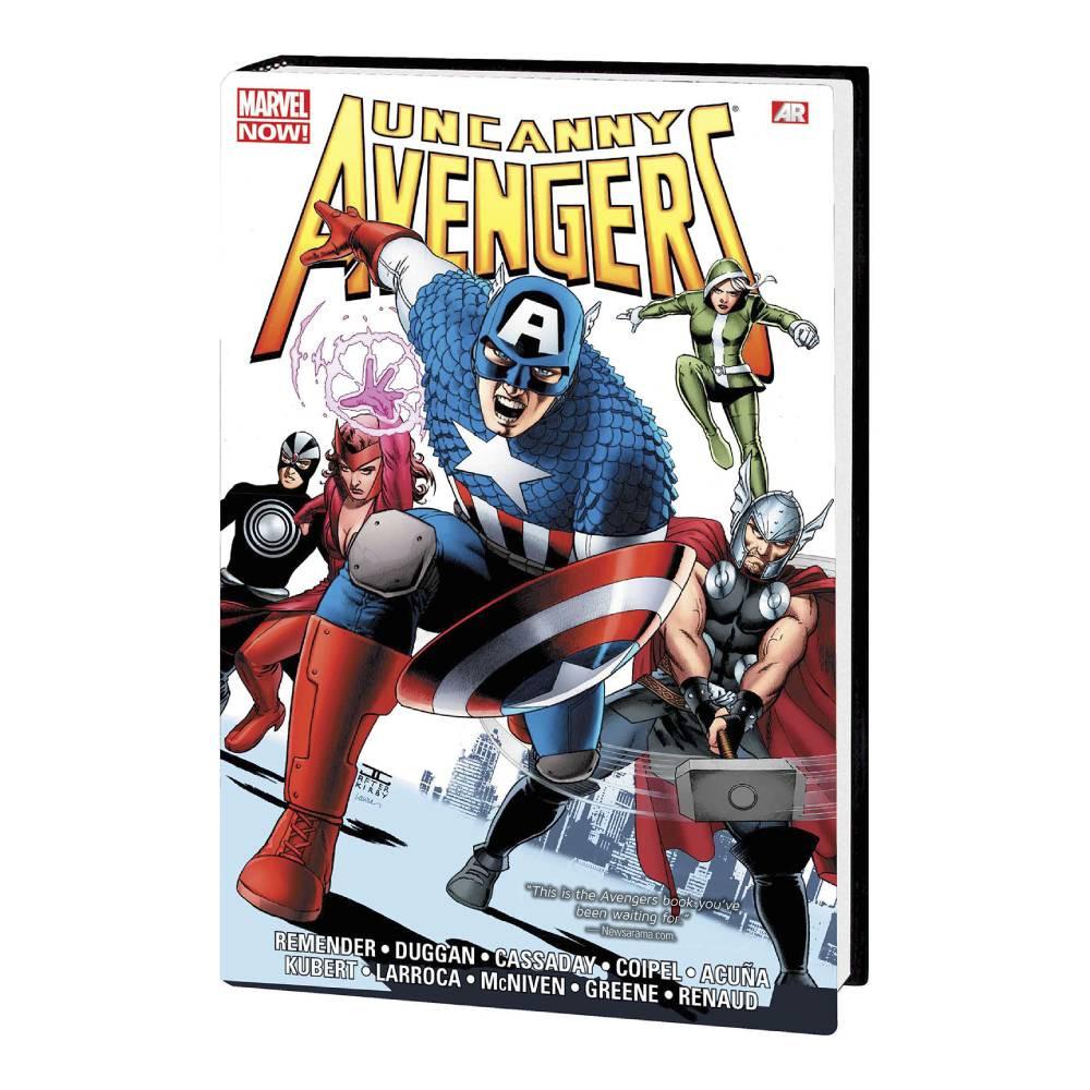 Uncanny Avengers Omnibus HC